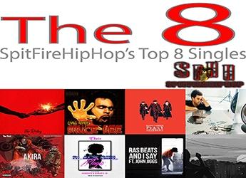 Top 8 Singles April 22 - April 28 ft. JAG, Chris Rivers & Elijaah Theodore