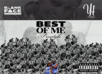 Blank Face ft. Ya Highne$$ - Best Of Me (Freestyle)