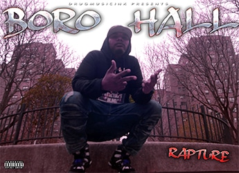 Boro Hall - The Rapture (EP)
