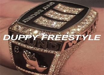 Drake - Duppy Freestyle