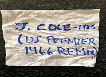 J. Cole & DJ Premier - 1985 (1966 Remix)