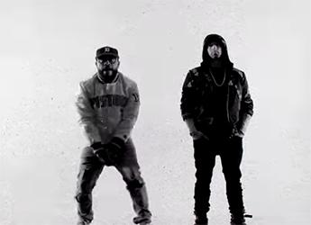 """Royce da 5'9"""" ft. Eminem, King Green - Caterpillar"""