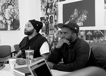 """Sean """"Diddy"""" Combs & Joe Budden Offically Ink Revolt TV Deal"""
