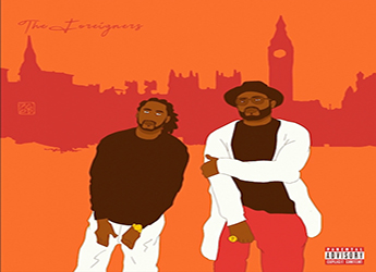 The Foreigners (Dre Skuffs & Passport Rav) - The Foreigners EP