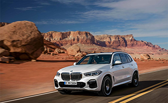 All-New 2019 BMW X5 Sports Activity Vehicle