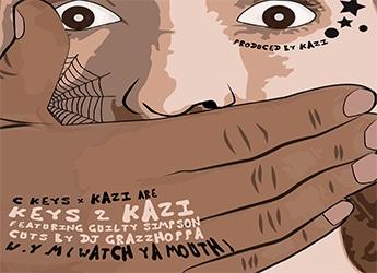 C Keys & Kazi - W.Y.M