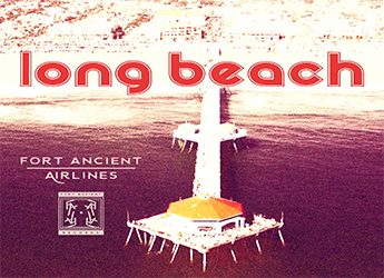 Fort Ancient Airlines - Long Beach (Beat Tape)