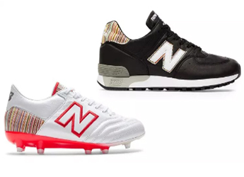 Paul Smith x New Balance 'Caviar and Vodka' Pack Available Now