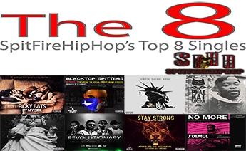 Top 8 Singles June 17 - June 23 ft. Ricky Bats, PR Dean & DJ Whoo Kid