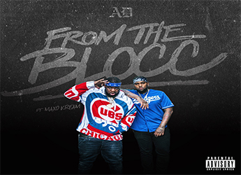 AD ft. Maxo Kream - From The Blocc