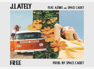 J.Lately ft. Azure & Space Cadet - Free (prod. by Space Cadet)