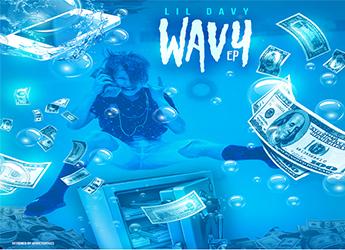 Lil Davy - Wavy (EP)