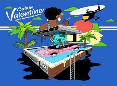 Calvin Valentine Drops Stoney New Single & Announces Solo Album