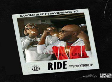 Damond Blue ft. Moneybagg Yo - Ride