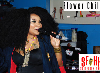 Flower Child Performs At The First Annual Spit Fire Frenzy