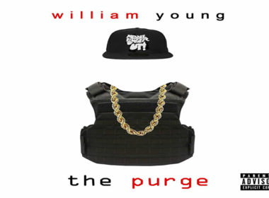 """U-KHAN ENTERTAINMENT AND ROCKBOY RECORDS PRESENT THE RELEASE OF MULTI-TALENTED ENTREPRENEUR WILLIAM YOUNG'S LATEST SINGLE, """"THE PURGE"""". THE SINGLE AVAILABLE NOW FOR DIGITAL STREAMING, IS OFF HIS UP AND COMING NEW PROJECT. """"THE PURGE"""" SERVES AS A MILITANT REMINDER OF WHO YOUNG IS BOTH IN THE STREETS AND IN THE MUSIC SCENE. THE STREET ANTHEM WAS FILMED IN THE SAME TREACHEROUS SPOTS OF NYC THAT YOUNG WRECKED HAVOC ON. HIS """"MIDDLE FINGER UP"""" THUMBPRINT IS SYMBOLIC OF HIS JOURNEY FROM OUTLAW TO AUTHOR, CEO, AND ARTIST."""