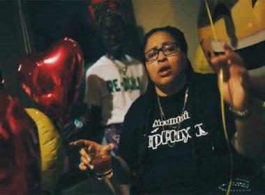 Yung Jewelz ft. Savvy, Dolla Black & Vitamin Cea - Higher