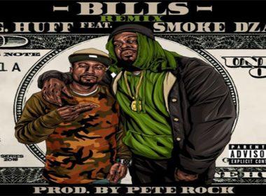 G.Huff ft. Smoke DZA - Bills (prod. by Pete Rock)