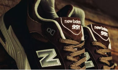 New Balance Made in England 991 'Brown & Tan'