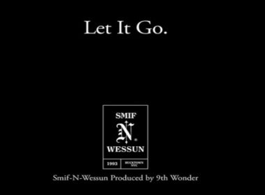 Smif N Wessun - Let It Go (prod. by 9th Wonder)