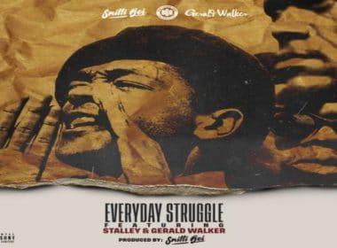 Smitti Boi ft. Stalley & Gerald Walker - Everyday Struggle