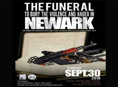 Sunday, September 30th Join The Funeral To Bury The Violence 2018