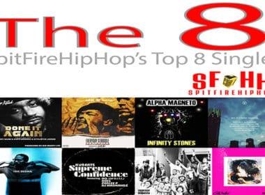 Top 8 Singles: September 23 - September 29 ft. Ghostface Killah, Smitti Boi & Alphabetic x O The Great x Shadow Magnetic