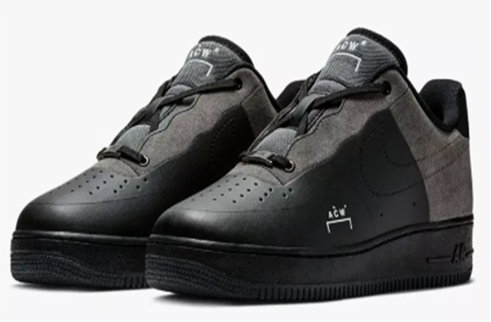 best loved 89d6b d04d3 A Cold Wall x Nike Air Force 1 Low Releasing in Black and White Colorways