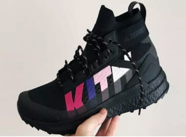 A First Look at the KITH x adidas Terrex Project