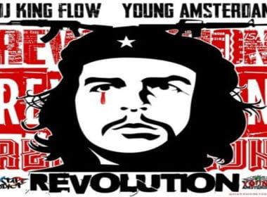 "DJ King Flow x Young Amsterdam Release Full Mixtape ""Revolution"""