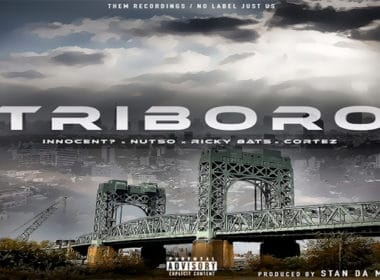 Innocent? & Nutso ft. Ricky Bats & Cortez - Triboro