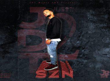 JU$TIN - JDT SZN 2 LP Front
