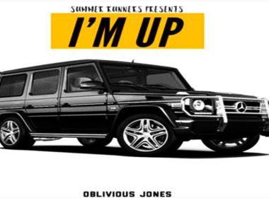 Oblivious Jones - I'm Up