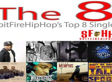 Top 8 Singles: December 9 - December 15 ft. Dell-P, King Shampz & James Savage