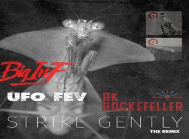 Big Inf ft. UFO Fev - Strike Gently (AK Rockefeller Remix)