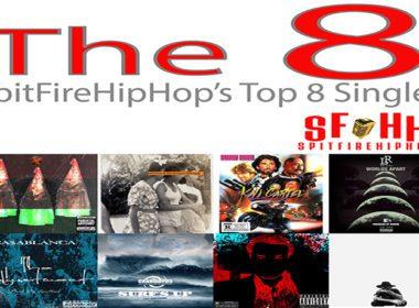 Top 8 Singles: January 6 - January 12 ft. Vindetta, Hus Kingpin & Killa Kali