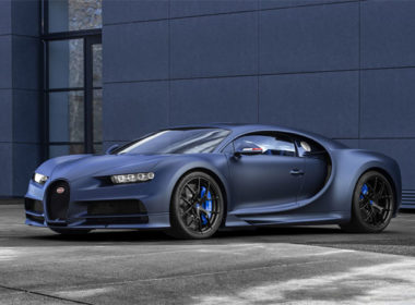 Chiron Sport '110 ans Bugatti' a tribute to France