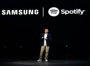 Spotify Expands Strategic Partnership With Samsung, Bundling the App on Millions of New Mobile Devices