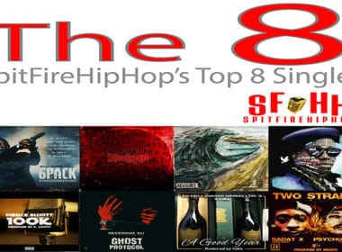 Top 8 Singles: February 24 - March 2 ft. Billy Danze, Kinship & DJ Caesar & Hus Kingpin.