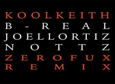Kool Keith ft. Joell Ortiz & B-Real - Zero Fux (Nottz Rmx)