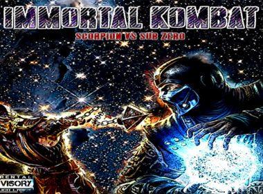Yellow Balaclava & Bishop ft. Killyshoot, GeneralBackPain, Lupus Dei & Josiah The Gift - Immortal Kombat (Scorpion VS Sub Zero)