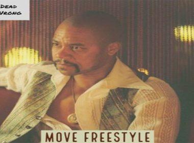 King Shampz - Move Freestyle (prod. by J Dilla)