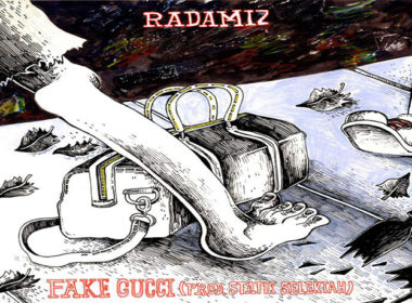 Radamiz drops 'Fake Gucci' single produced by Statik Selektah.