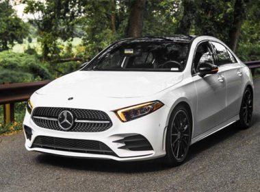 2019 Mercedes-Benz A220 4MATIC German Artistry