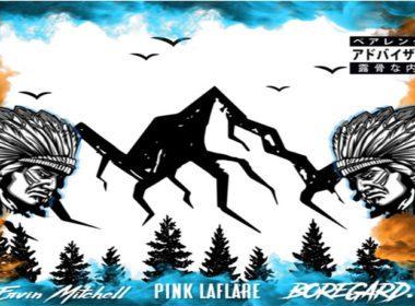 Ervin Mitchell X Boregard X Pink Laflare - Rain Dance