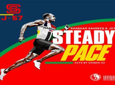 Shabaam Sahdeeq & J57 - Steady Pace