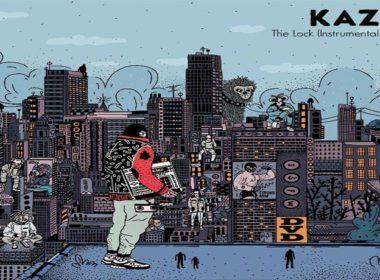 Kazi - The Lock (Instrumentals)