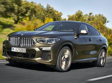 2020 BMW X6 M 50i First Drive