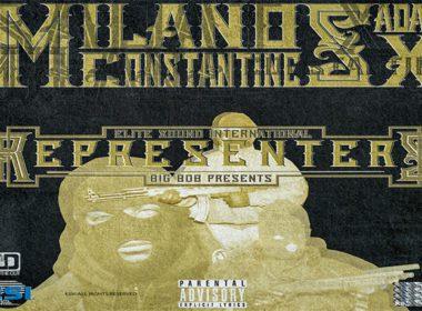 Milano Constantine & Sadat X ft. LDontheCut - RepresenterS