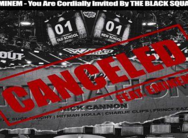 Nick Cannon - Canceled Invitation (Eminem Diss